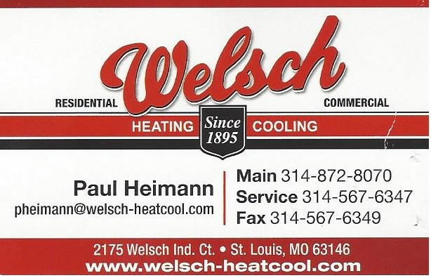 Welsch Heating